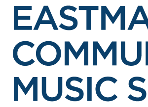 Eastman Community Music School Logo