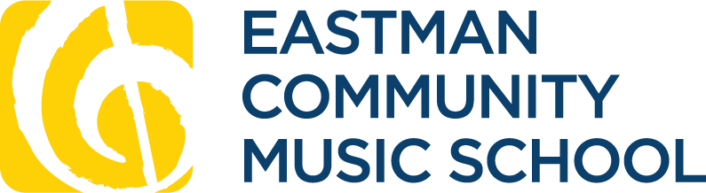Eastman Community Music School Logo