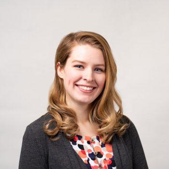 Megan Petty, Student Services Associate