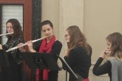 Krustentjerna Scholarship Flute Choir