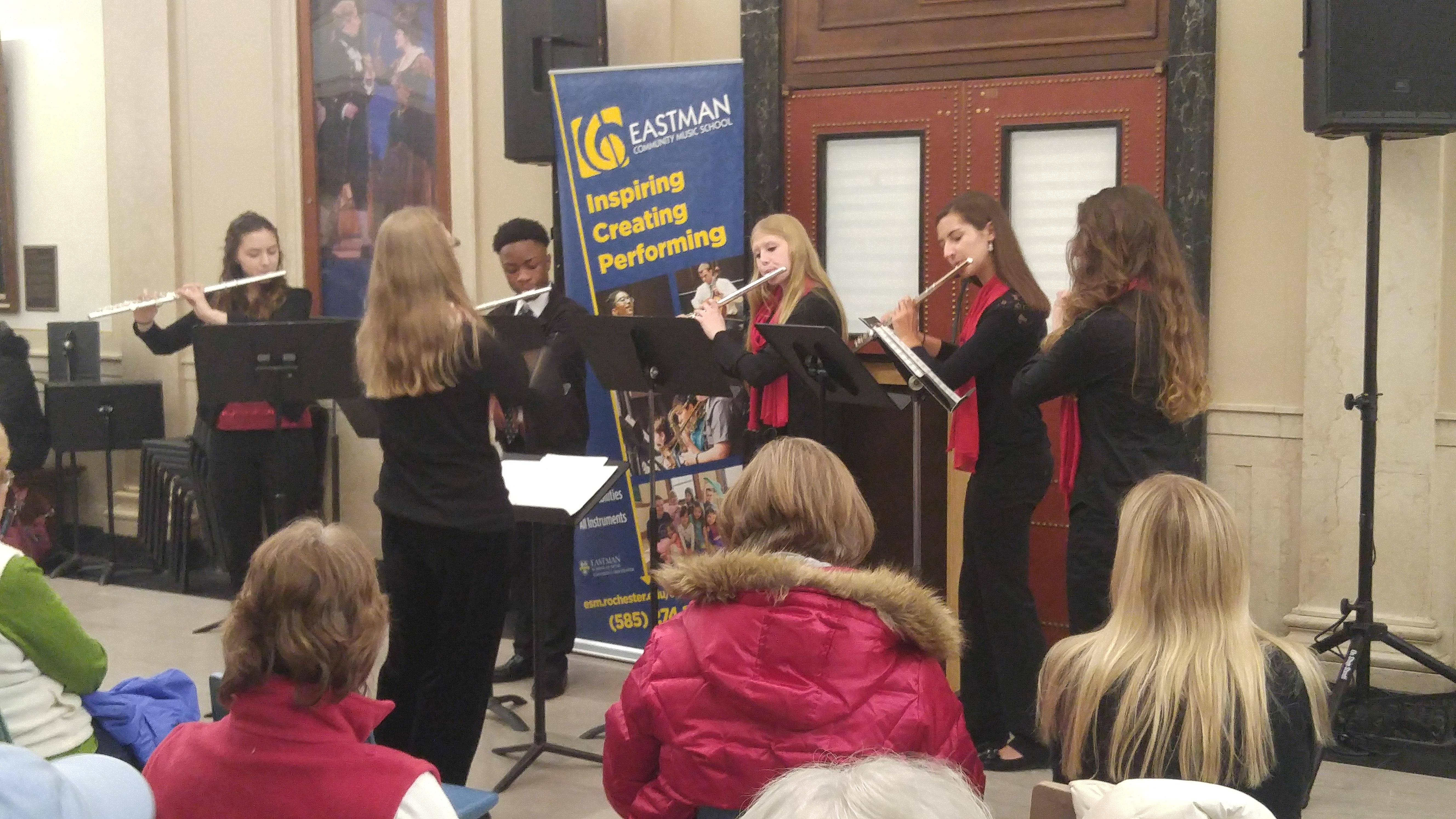 121617 Krusenstjerna Flute Choir