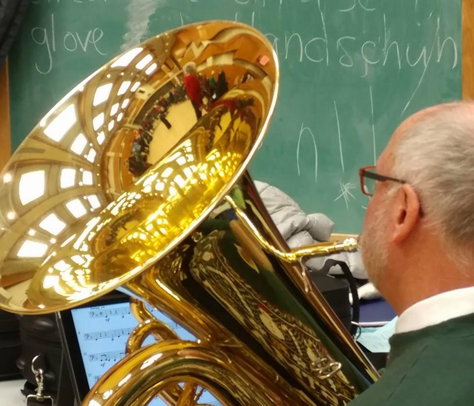 Judy Bonczyk Scott tuba