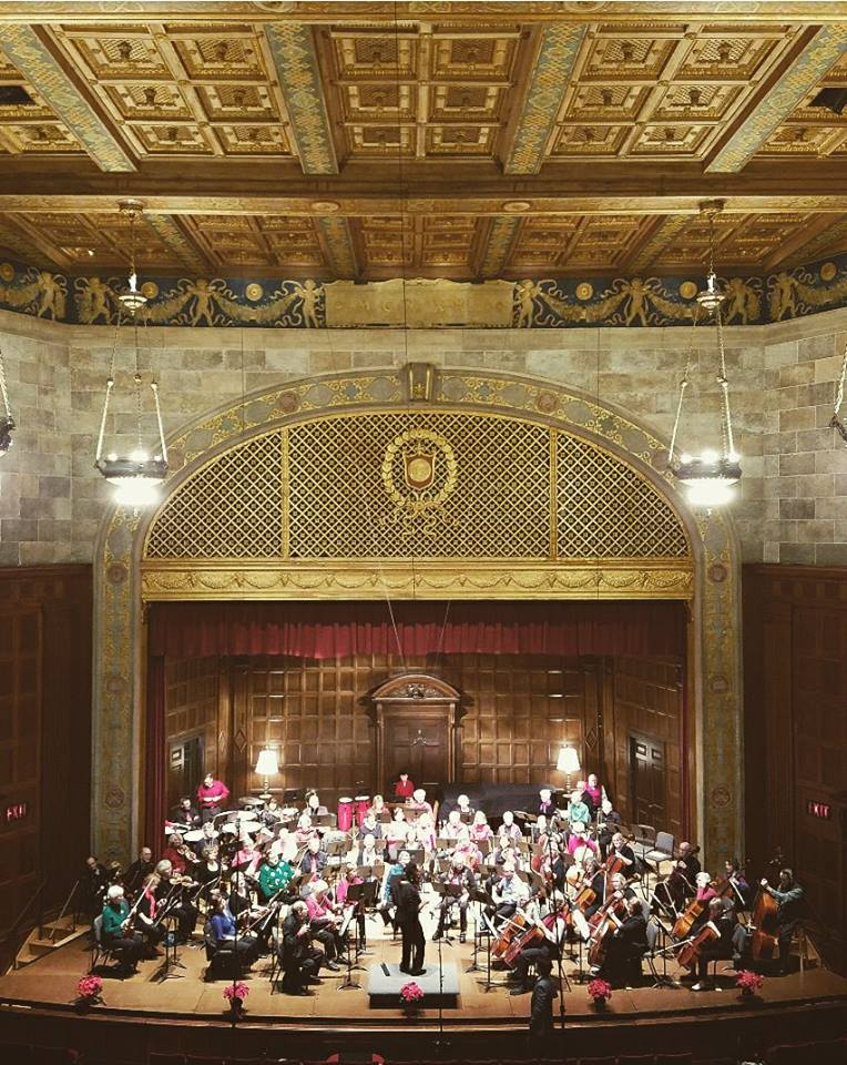 Megan Elizabee - NH Orchestras