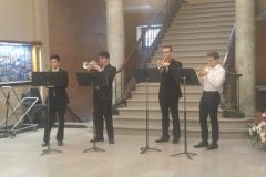 121617 ECMS Trumpet Ensemble
