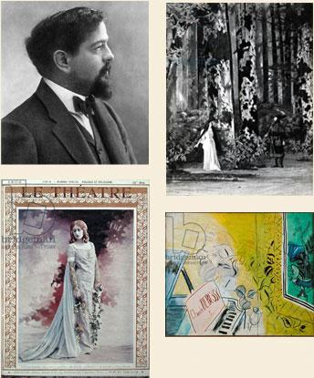 Debussy Festival Images