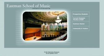 ESM Homepage 2001