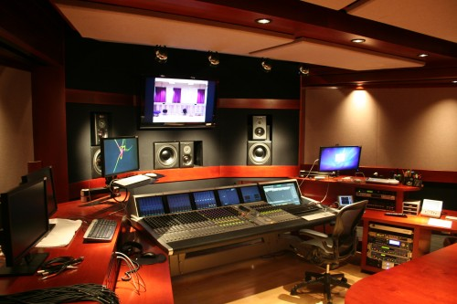 EEW Control Room