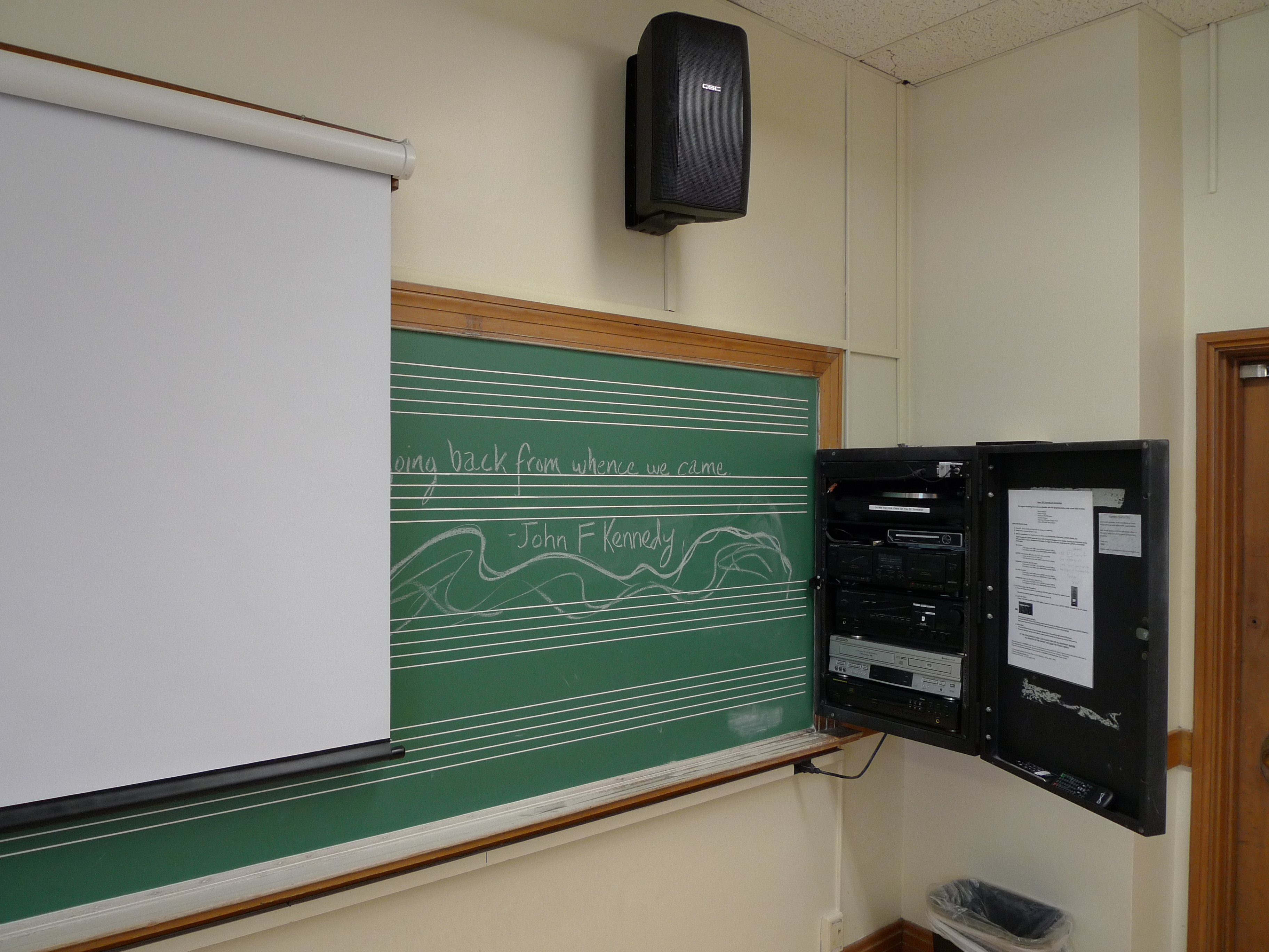 Annex Class Rooms Technology And Media Production