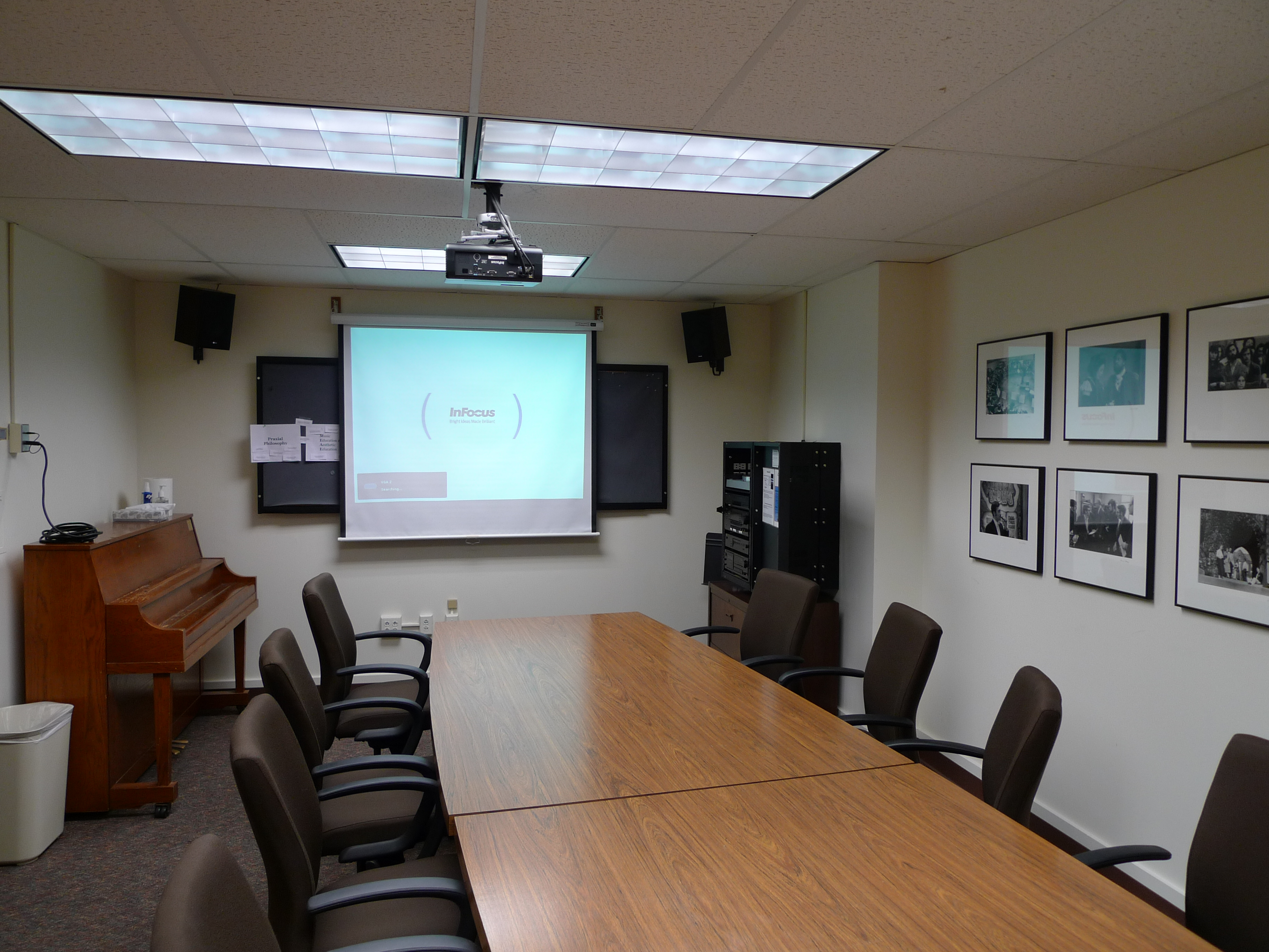 Ouzer Room Technology And Media Production Eastman