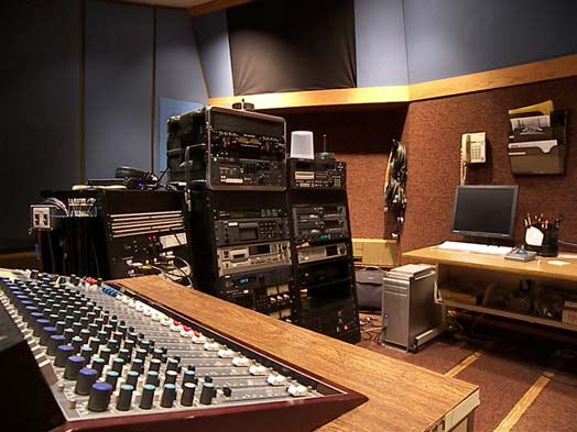 Astounding Control Room C Technology And Media Production Eastman School Largest Home Design Picture Inspirations Pitcheantrous