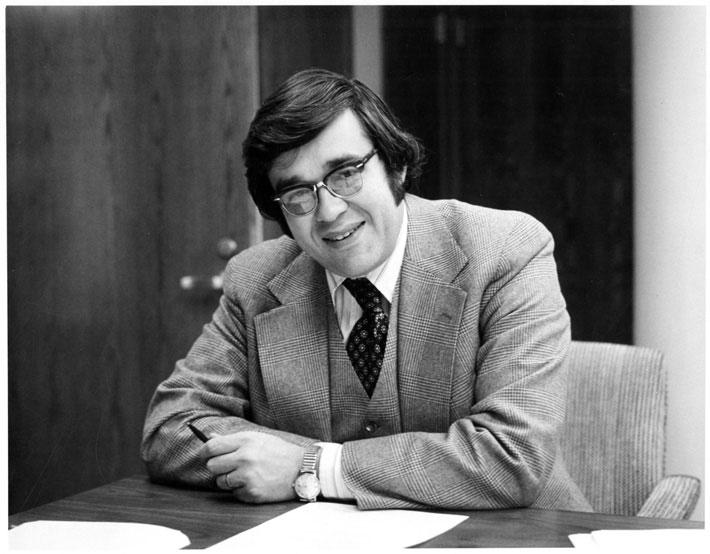 Robert Freeman, August 1978. Photo by Vaughan R. Schlepp.