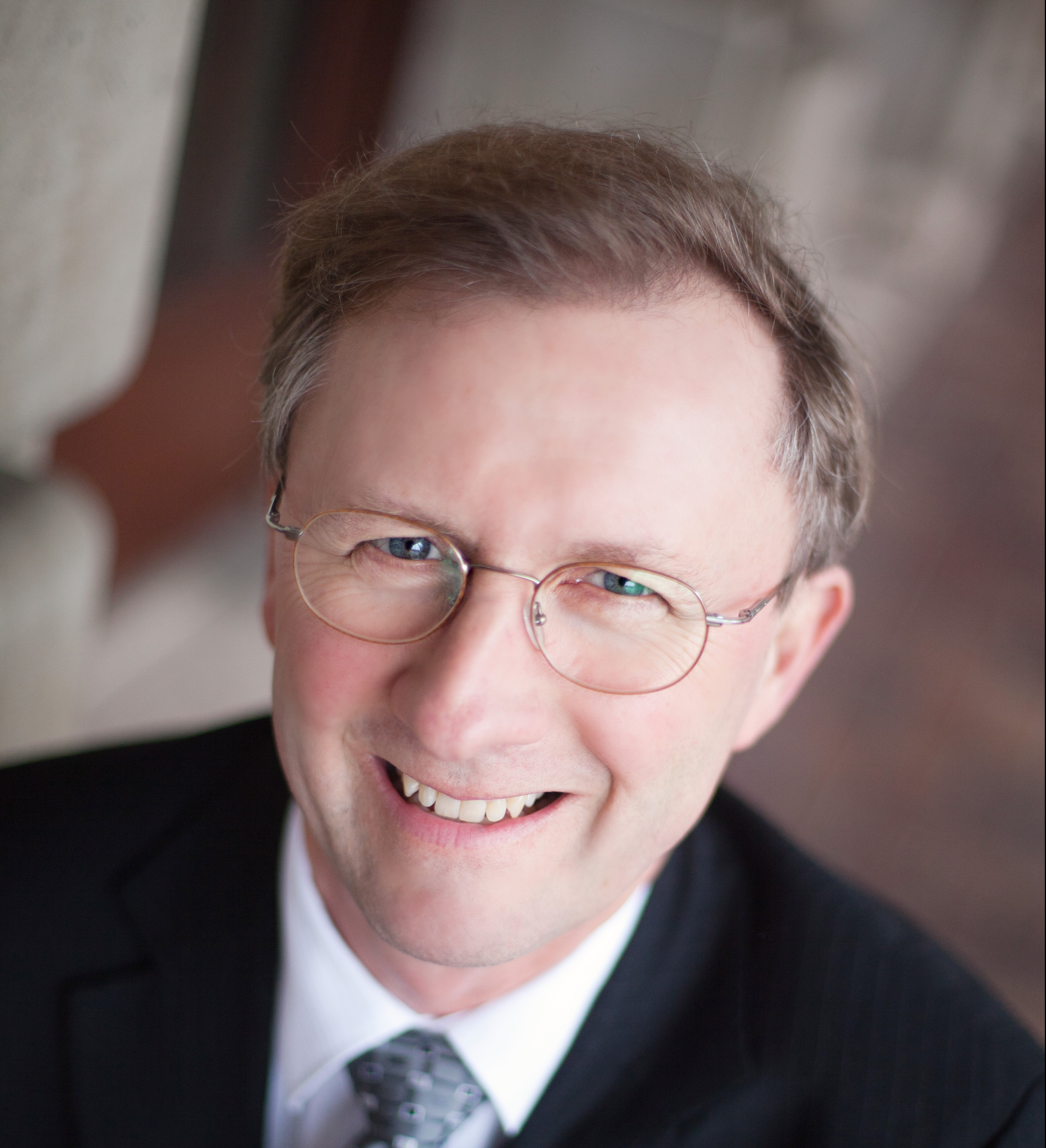 James Doser, Polyphonic.org Editor in Chief, and Director of the Institute for Music Leadership at the Eastman School of Music