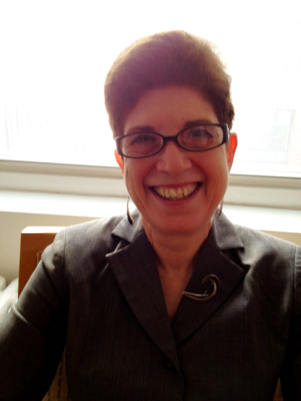 Polly Kahn, Vice President for Learning and Leadership Development