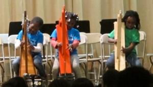 OrchKids Harpists