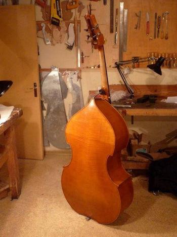 Robert Black's bass