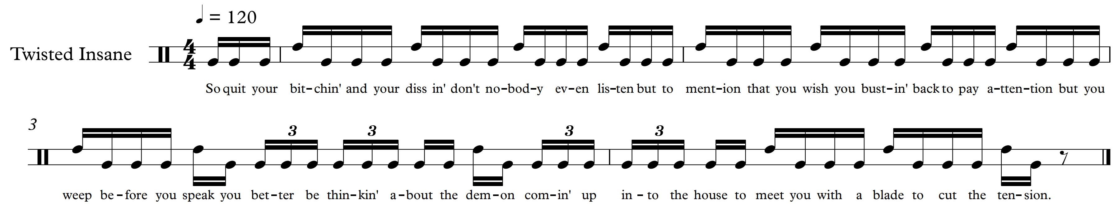 Komaniecki, Example 11