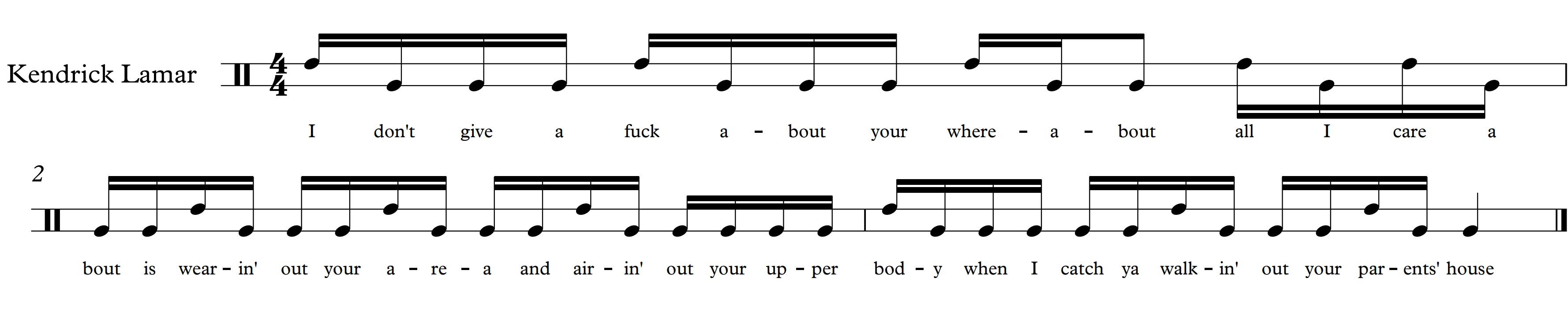 Komaniecki, Example 12a