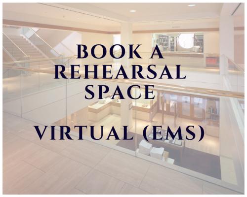 Book a Rehearsal Space