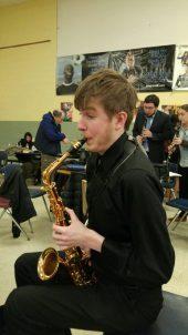 Ian sax