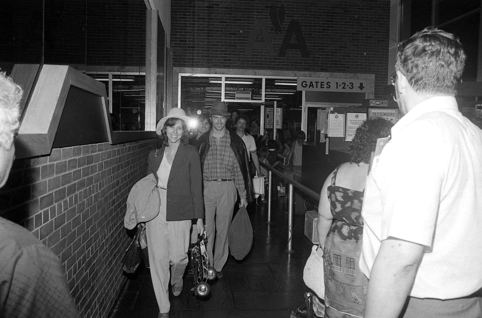 1980 Return from Heilderberg Festival 1