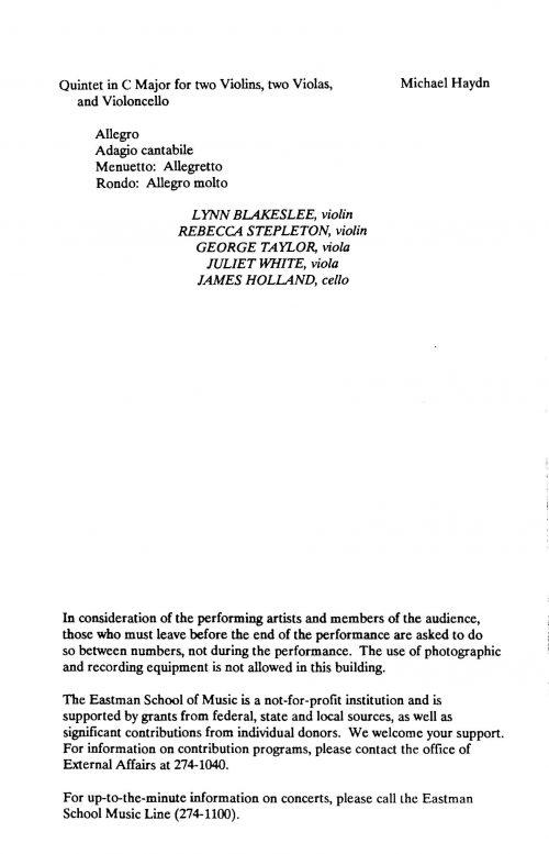 Mozart Hauskonzerte Series Page 3
