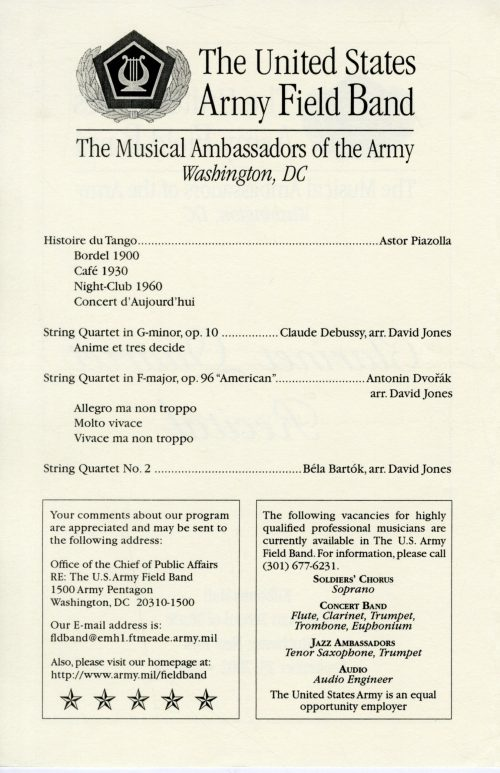 2002 September 23 Clarinet Quartet page 2