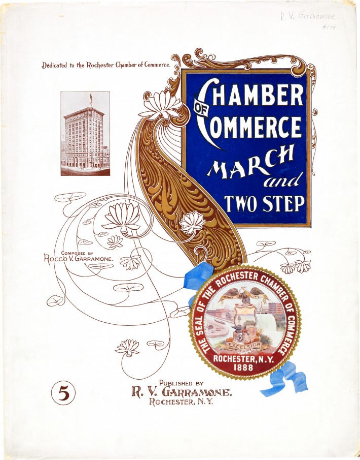 Chamber of Commerce March and Two Step