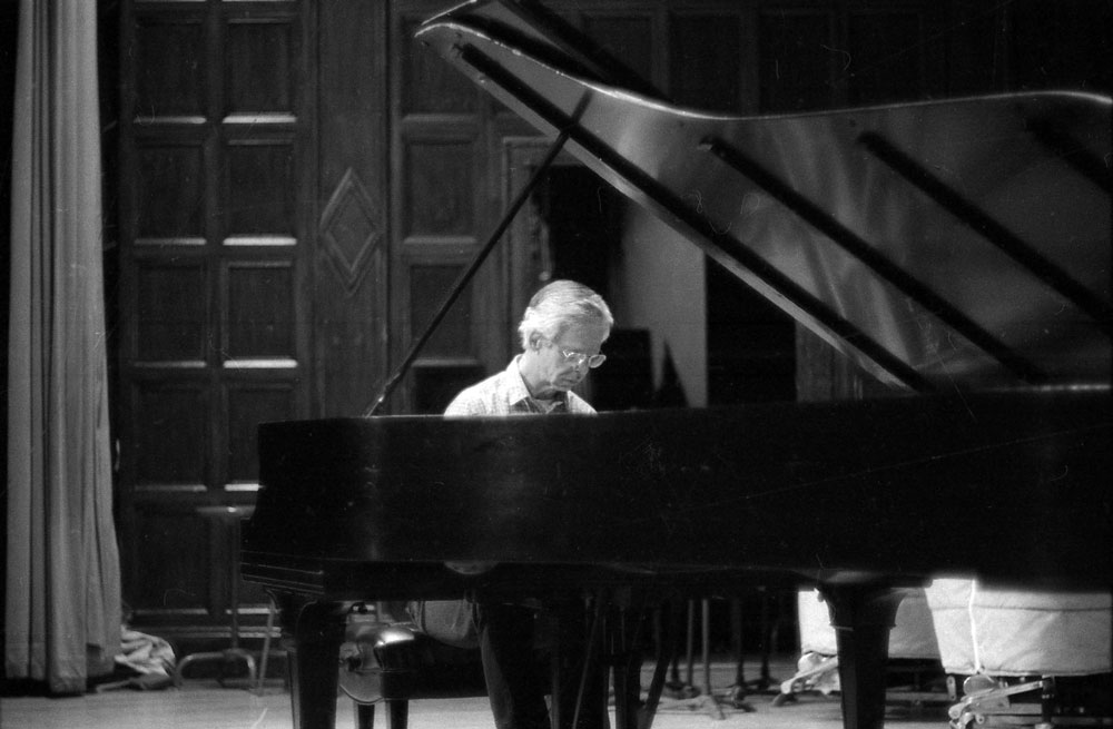 David Burge Recital