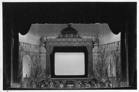 Eastman Stage 1922 Grand Opening