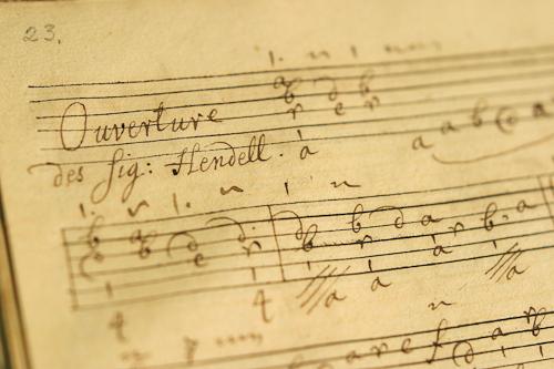 My Lord Danby,his book Manuscript