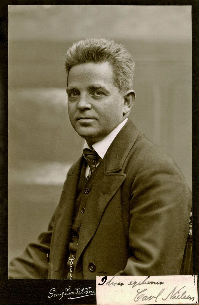 CARL NIELSEN COLLECTION – Sibley Music Library - Eastman School of ...