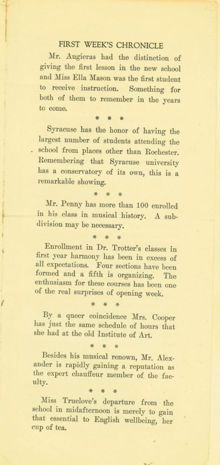 Page 3 of The Note book Sept 27 1921