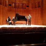 image of recital