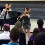 Dan Coffman & Lauren Eisenreich Duet, Graduate Non Degree Recital 2016