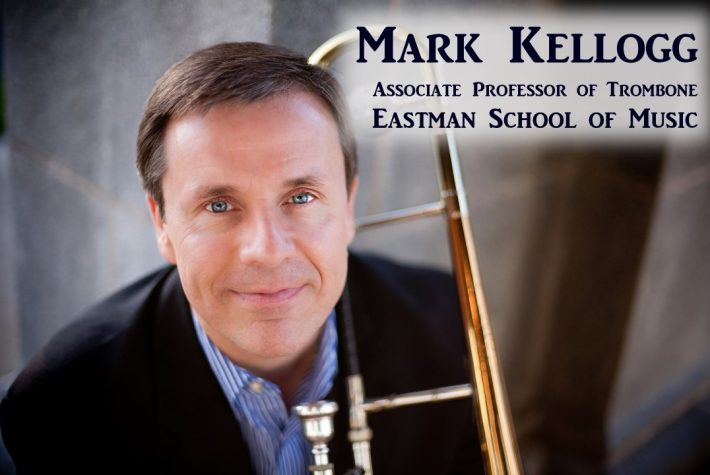 Mark Kellogg, Associate Professor of Trombone