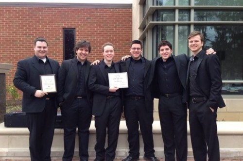 Eastman Trumpet Competition Finalists