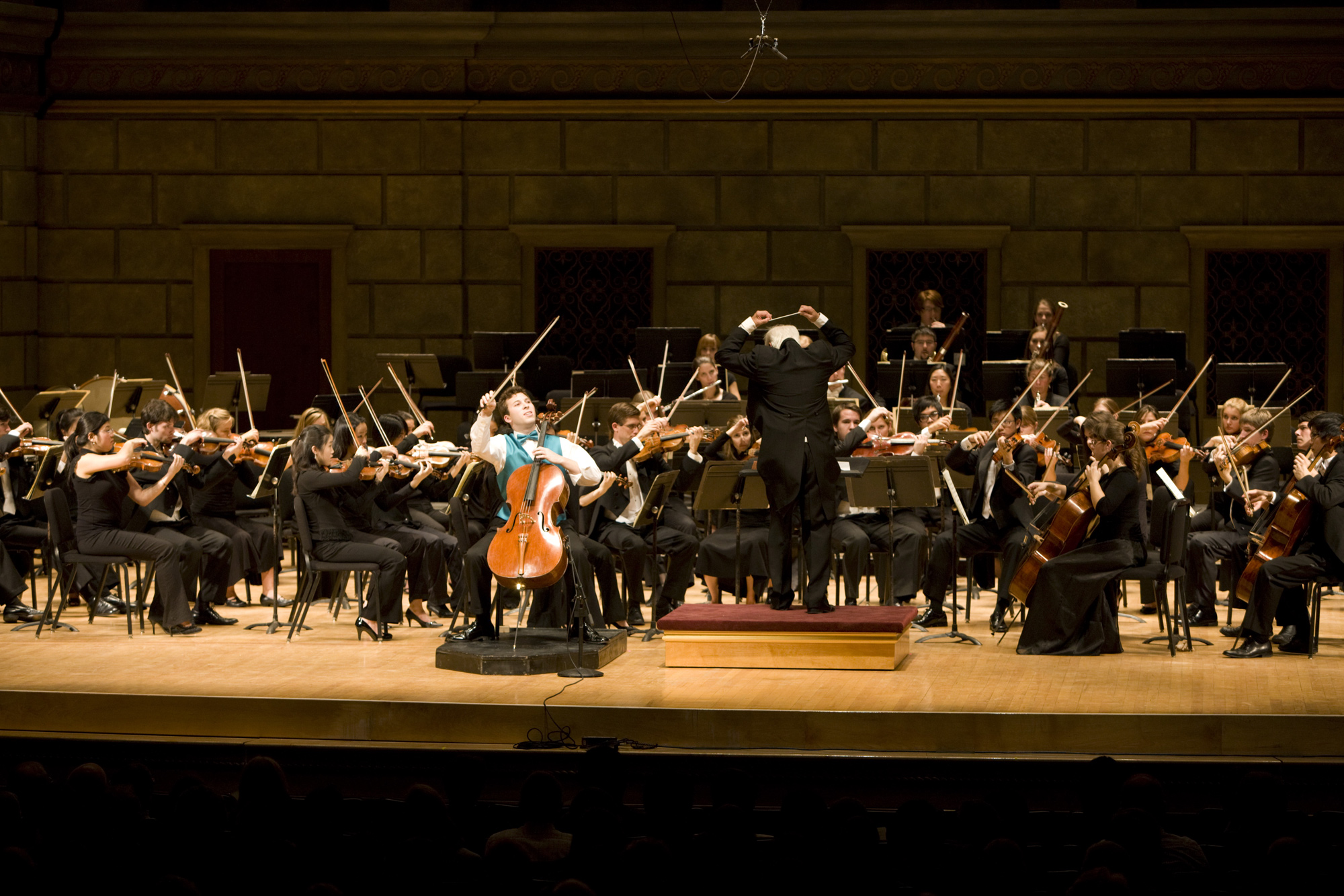 The 20 most impressive college orchestras in america for Schoolhouse music