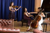 Photos of Eastman: Chamber Music Trio