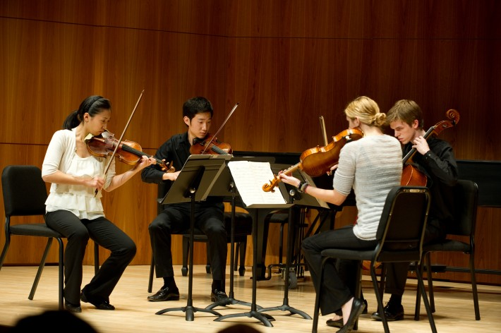 Chamber Music in Hatch Recital Hall