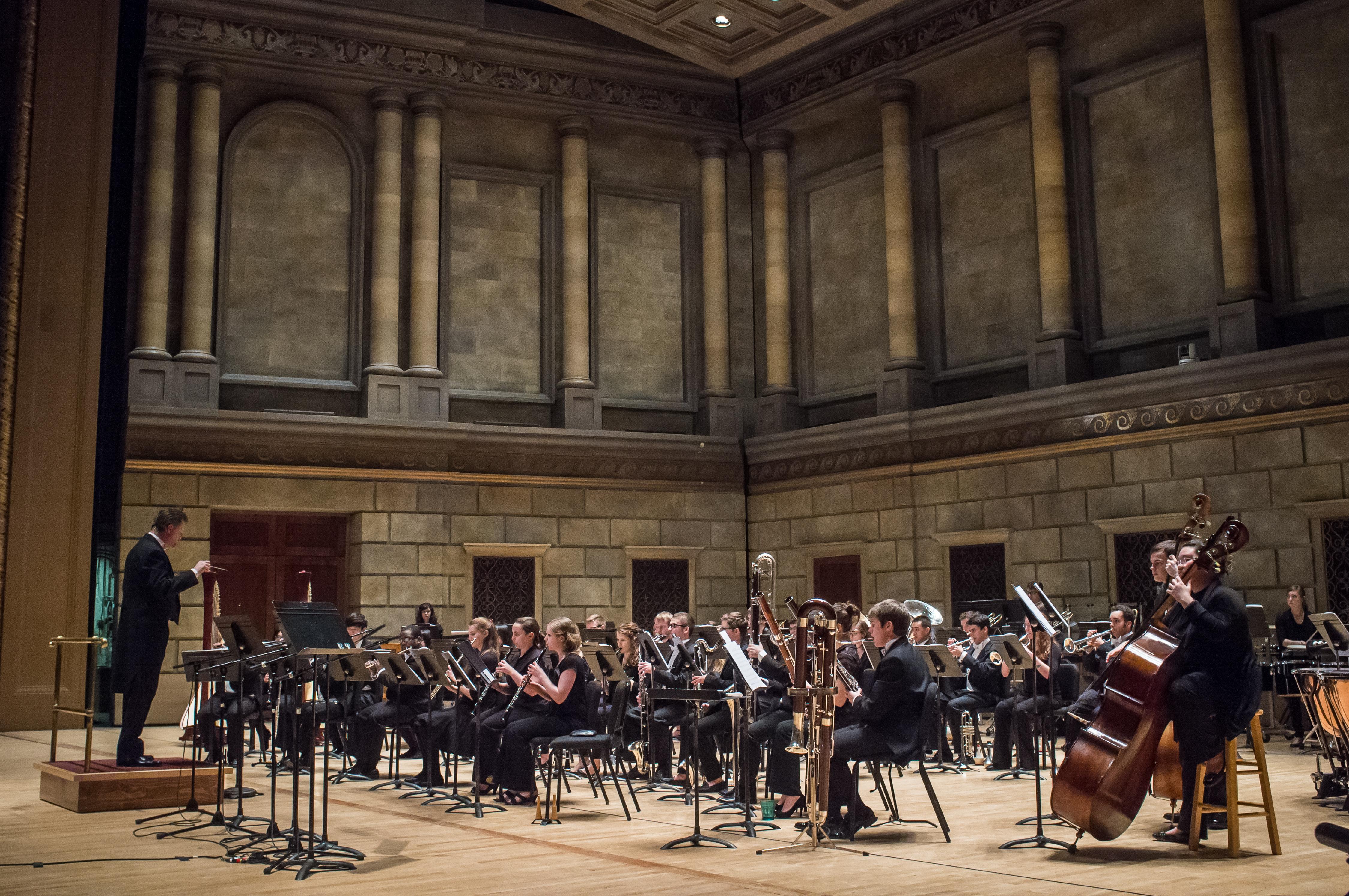 Raise The Roof Eastman School Of Music