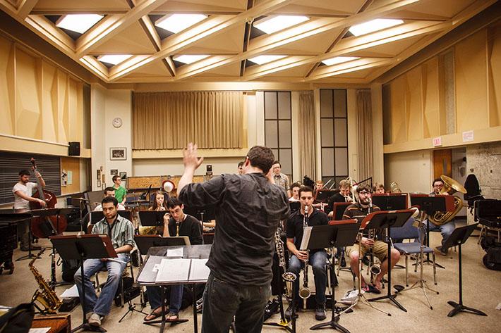 Eastman Jazz Ensemble, 2011