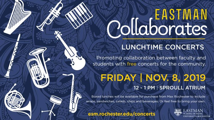 Eastman Collaborates poster