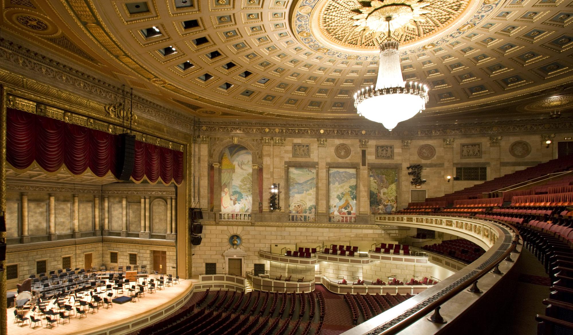 Kodak Hall Eastman Theatre