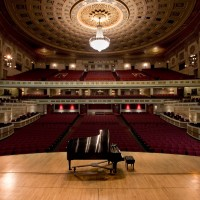 Kodak Hall at Eastman Theatre stage view