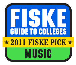 2011 Fiske Pick Music