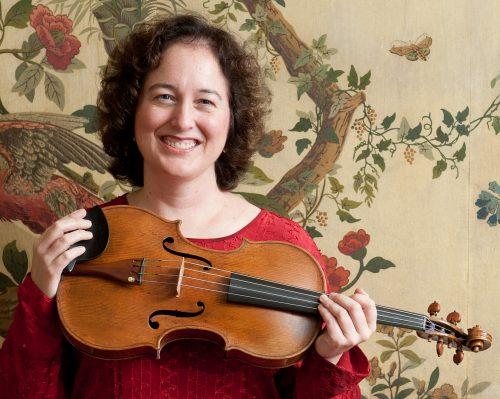 Carol Rodland, Associate Professor of Viola, Eastman School of Music, University of Rochester. Photo by University of Rochester, Brandon Vick