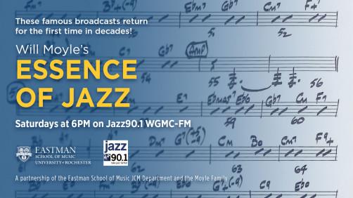 Essence of Jazz poster