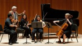 Photos of Eastman: A master class in chamber music performance with pianist Joseph Kalichstein