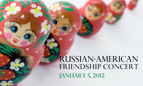 Russian-American Friendship Concert