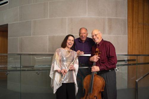 Bonita Boyd, Barry Snyder, and Steve Doane